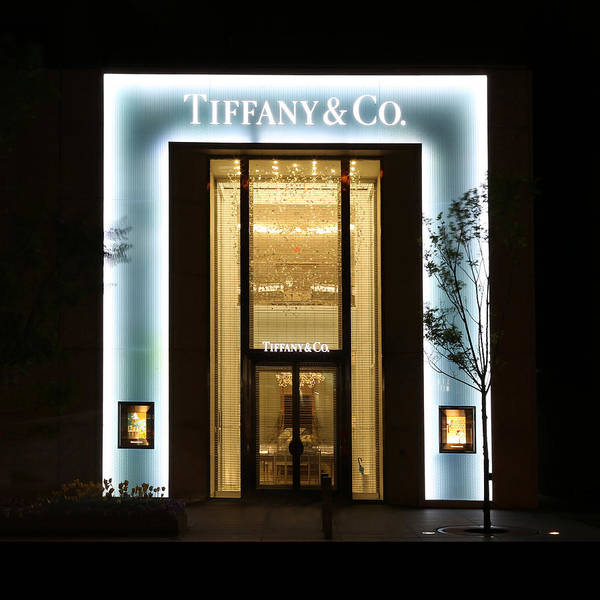 Photograph - Tiffany Shop by Andrew Fare