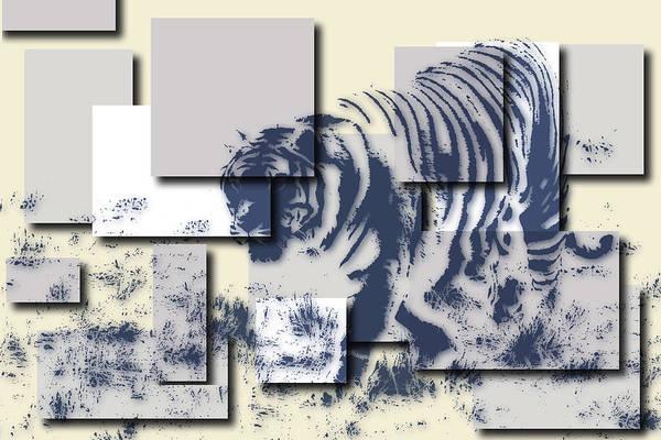 Wall Art - Photograph - Tiger 5 by Joe Hamilton