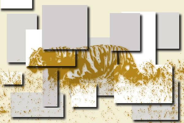 Wall Art - Photograph - Tiger 6 by Joe Hamilton