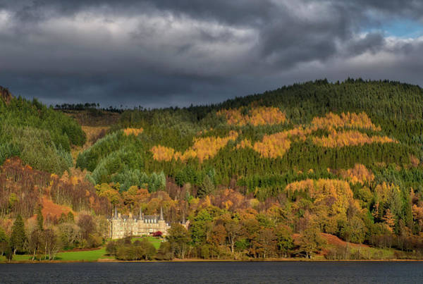 Photograph - Tigh Mor Trossachs by Jeremy Lavender Photography