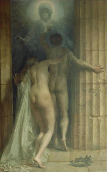 Bottom Painting - Till Death Us Do Part by SCH Goetze