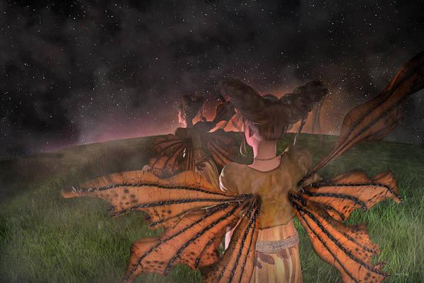 Daz Wall Art - Digital Art - Till I See You Again  by Betsy Knapp