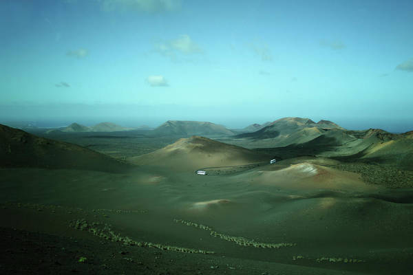Songbird Photograph - Timanfaya - Lanzarote by Cambion Art
