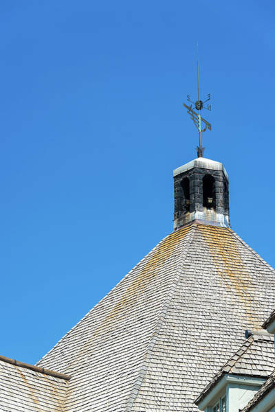 Timberline Photograph - Timberline Lodge Roof by Jess Kraft