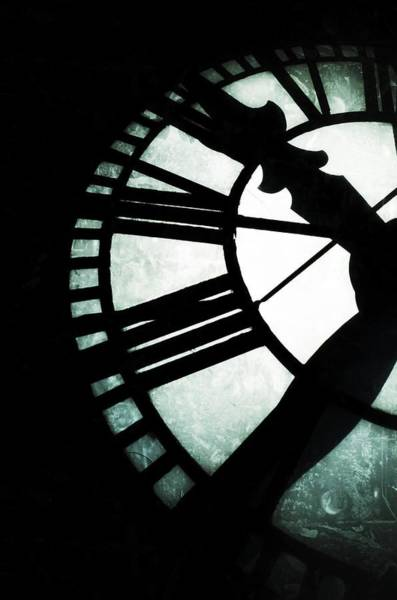 Photograph - Time - Bromo Seltzer Tower, Baltimore by Marianna Mills