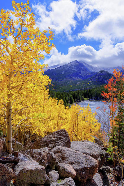 Rockies Wall Art - Photograph - Time by Chad Dutson