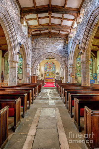 Wall Art - Photograph - Time For Church by Adrian Evans