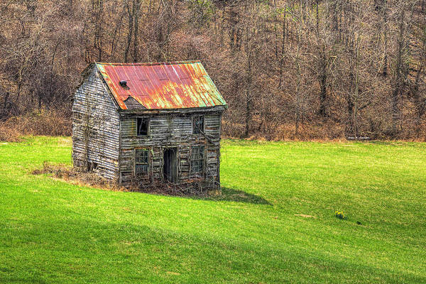 Photograph - Time Gone By by Dale R Carlson