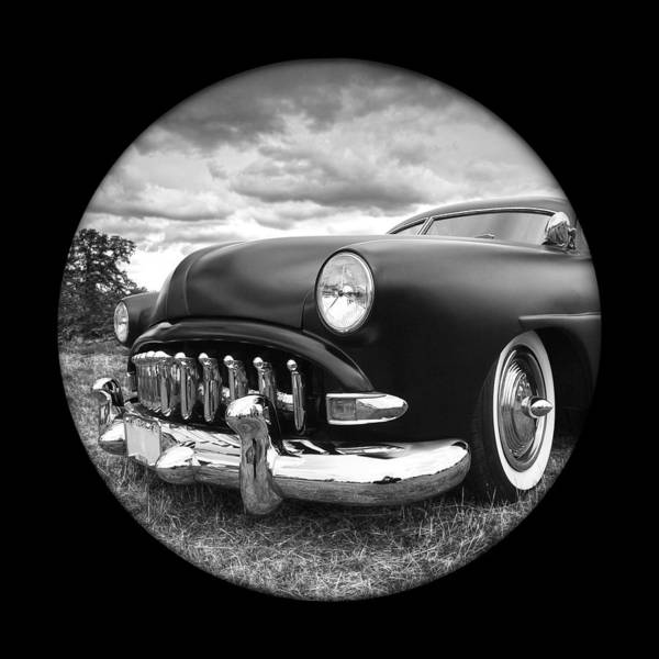 1952 Hudson Hornet Photograph - Time Portal - '52 Hudson by Gill Billington