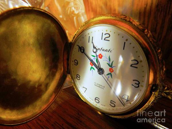Photograph - Time by Robyn King
