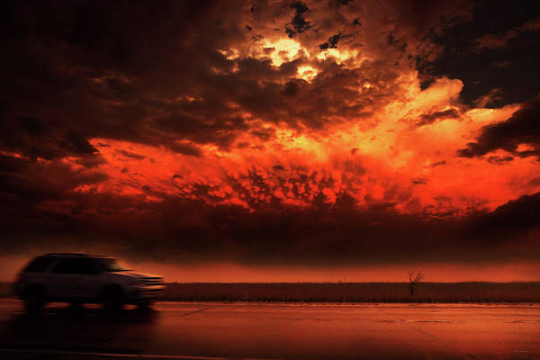 Wall Art - Photograph - Riders On The Storm by Brian Gustafson