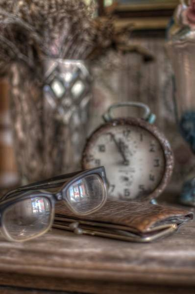 Broken Glass Digital Art - Timeless by Nathan Wright
