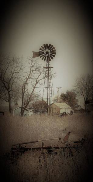 Wall Art - Photograph - Timeless Windmill by Toni Grote