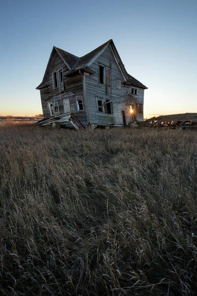 Wall Art - Photograph - Times Like These by Aaron J Groen