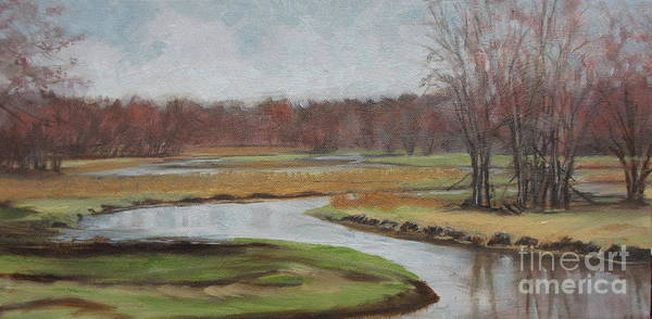 Painting - Timm's Meadow by Sherri Anderson