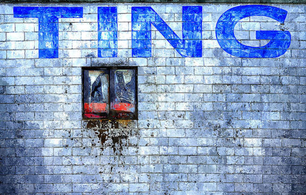 Painting - Ting by Rick Mosher