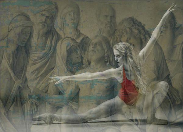 Band Digital Art - Tiny Dancer  by Paul Lovering