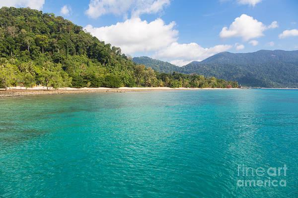 Photograph - Tioman Island by Didier Marti
