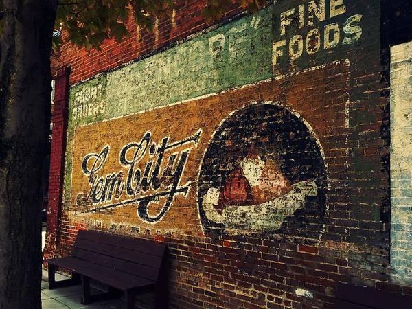 Wall Art - Photograph - Tipp City Corner by Michael L Kimble