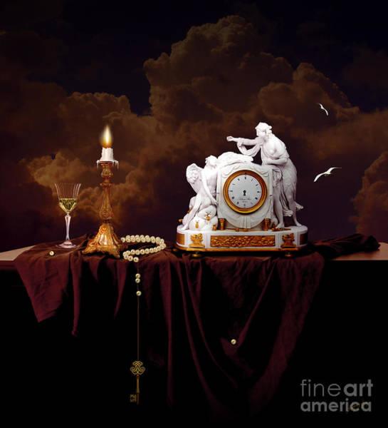 Digital Art - Tired Angels by Alexa Szlavics