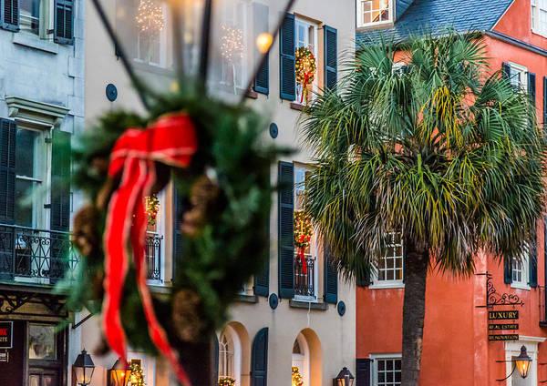 Tis The Season - Charleston Sc Art Print