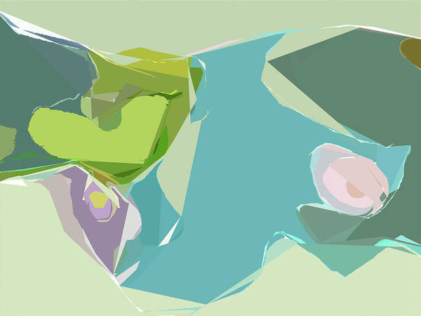 Digital Art - Tissue Paper by Gina Harrison