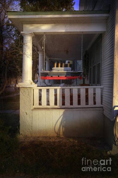 Photograph - Titanic Porch by Craig J Satterlee