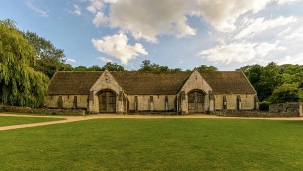 Photograph - Tithe Barn B In Bradford-on-avon by Jacek Wojnarowski