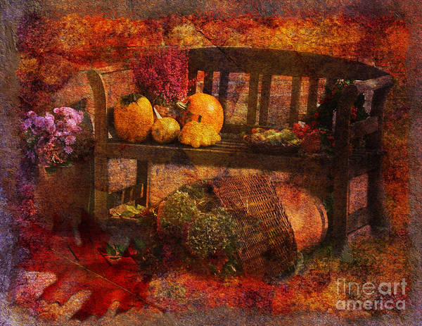 To Everything There Is A Season 2015 Art Print
