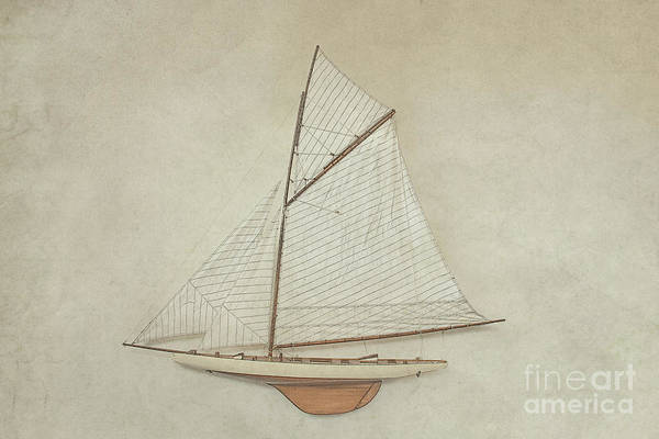 Wall Art - Digital Art - To Go Sailing by Randy Steele