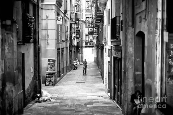 Photograph - To La Boqueria by John Rizzuto