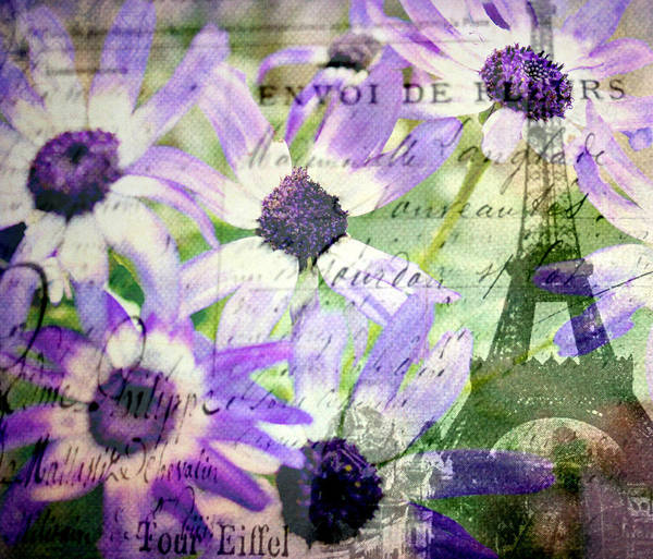 Wall Art - Photograph - To Paris With Love by Kathy Bucari
