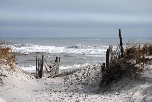 Photograph - To The Beach by Lori Tambakis