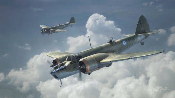Blenheim Digital Art - To The Front by Anastasios Polychronis