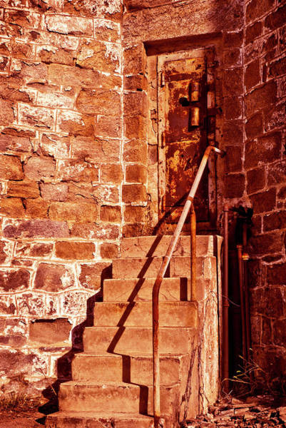 Photograph - To The Guard Tower by Paul W Faust - Impressions of Light