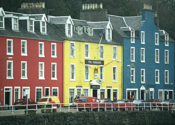 Photograph - Tobermory II by Kenneth Campbell