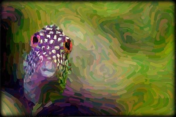 Wall Art - Digital Art - Toby Fish  by Raven Hannah