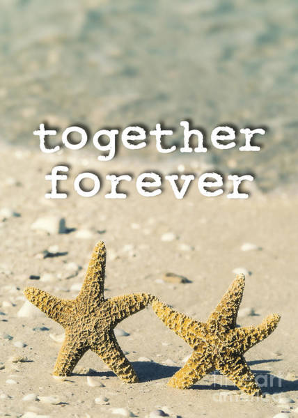 Partner Photograph - Together Forever by Edward Fielding