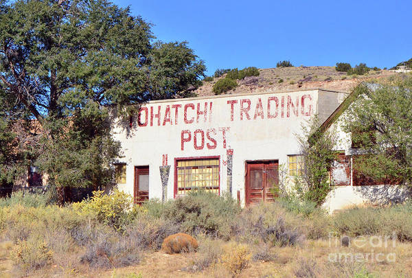 Wall Art - Photograph - Tohatchi Trading Post by Debby Pueschel