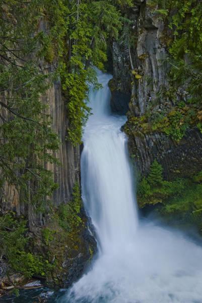 Photograph - Toketee Falls by Robert Potts
