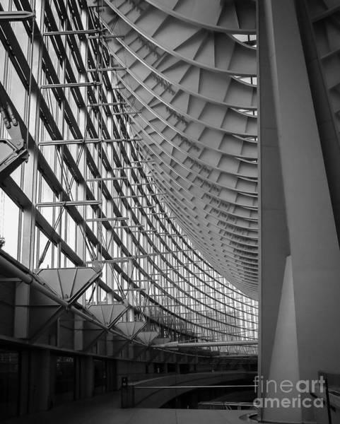 Photograph - Tokyo International Forum by Andrea Anderegg