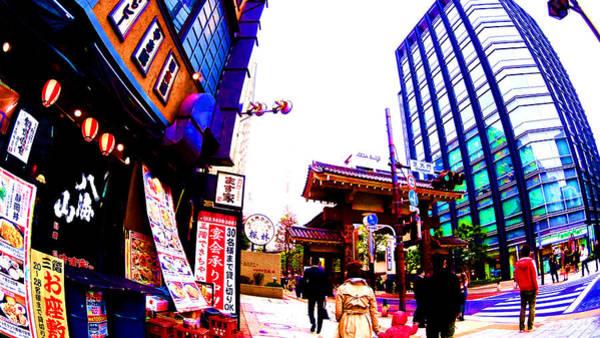 Ginza Wall Art - Photograph - Tokyo by Jera Sky
