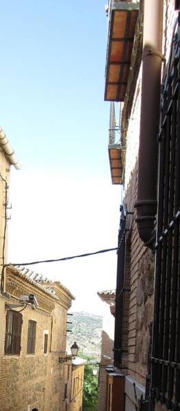 Photograph - Toledo Alley View II by John Shiron