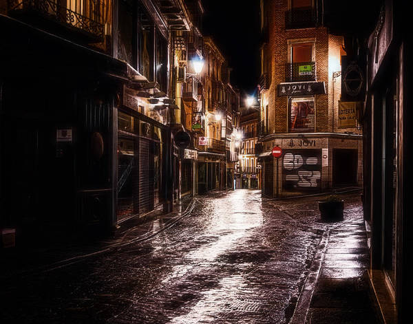 Photograph - Toledo Before Dawn by Joan Carroll