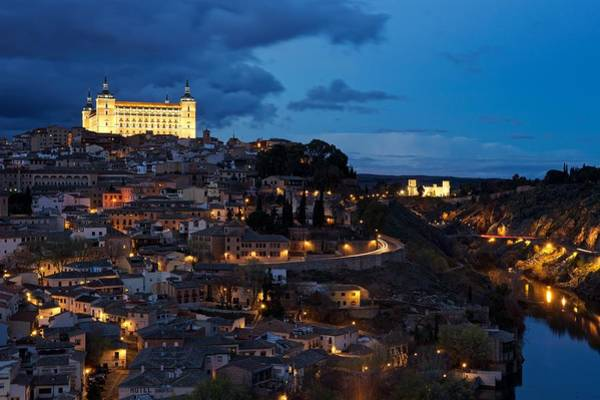 Photograph - Toledo by Stephen Taylor