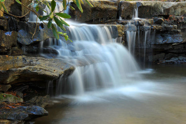 Swallow Falls State Park Wall Art - Photograph - Tolliver Fall by Dung Ma