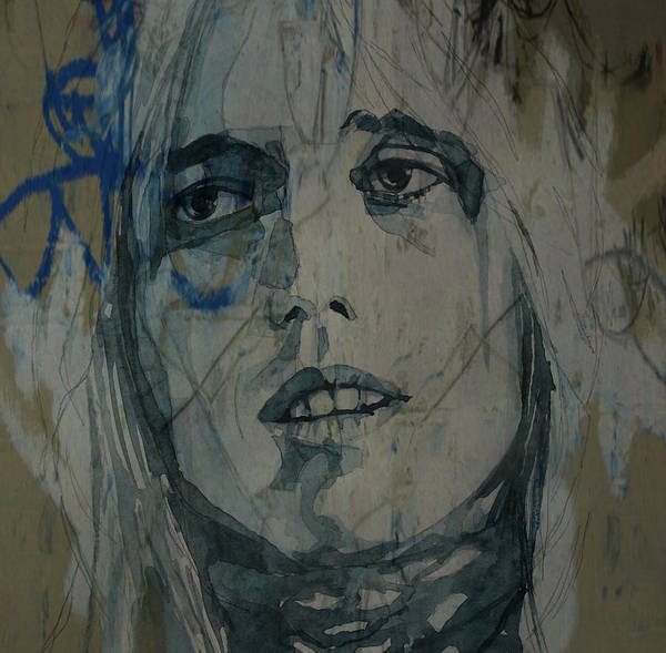 Wall Art - Mixed Media - Tom Petty  by Paul Lovering