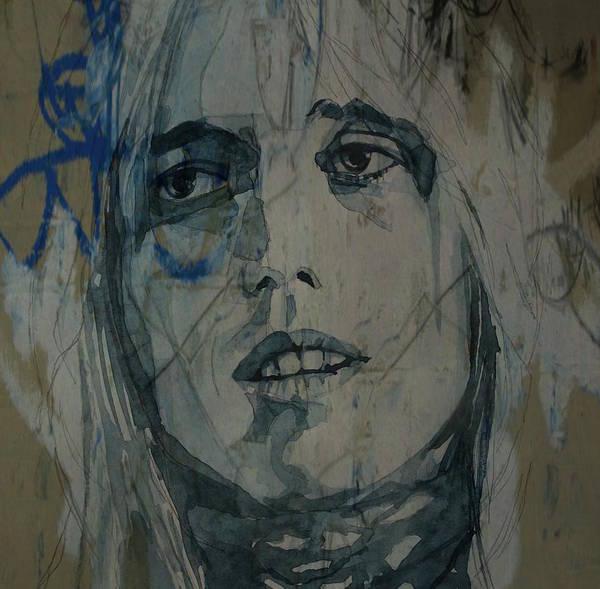 Tom Wall Art - Mixed Media - Tom Petty  by Paul Lovering