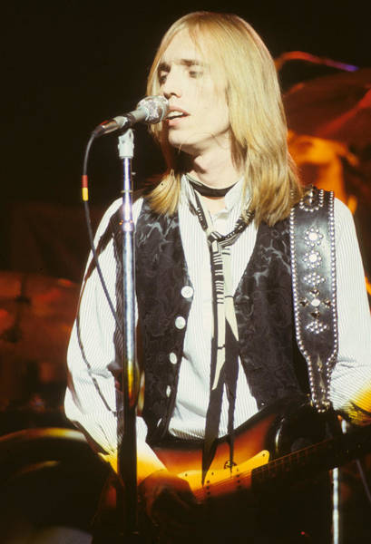 Photograph - Tom Petty by Rich Fuscia