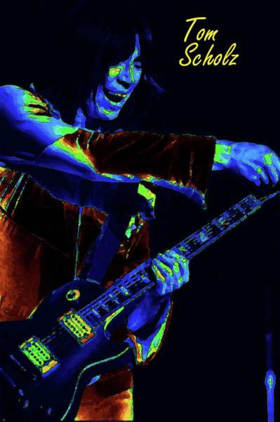 Photograph - Boston Rock #2 by Ben Upham